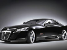 Автомобиль Maybach Exelero. © Фото с сайта a777aa77.ru